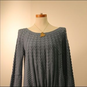 Anthropologie Guinevere Sweater